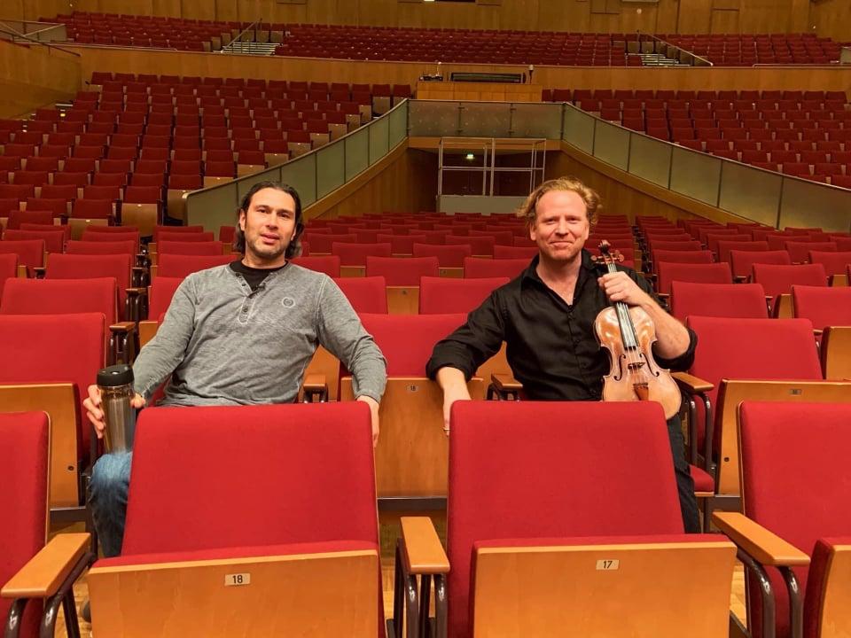 Оркестр Берлинского радио выступит в прямом эфире