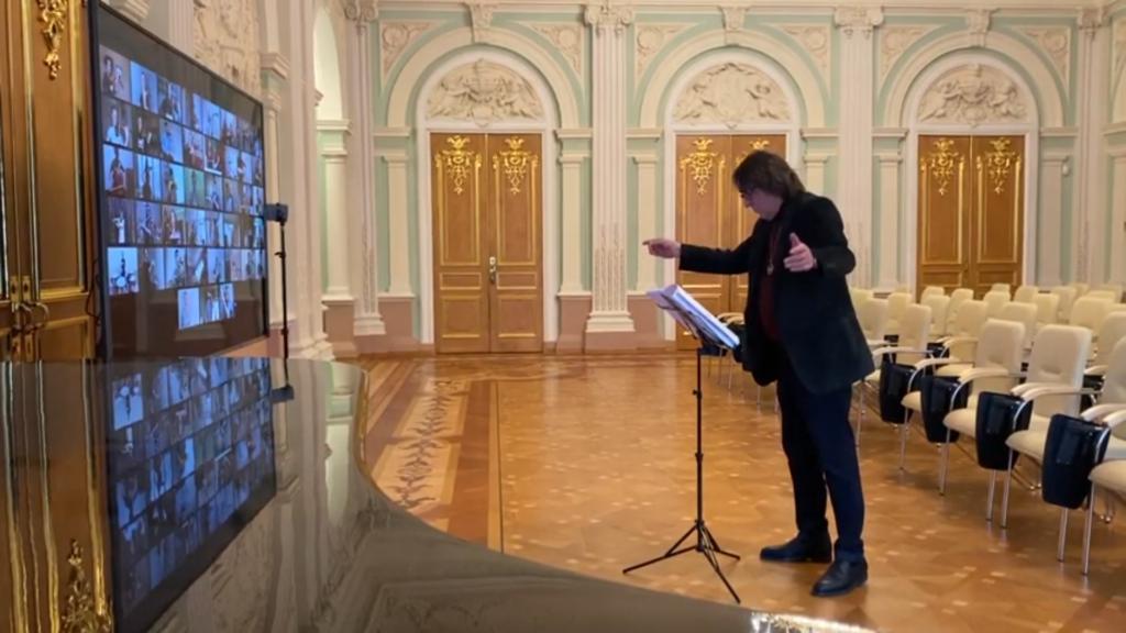 Юрий Башмет и тысяча музыкантов исполнят песню «День Победы»