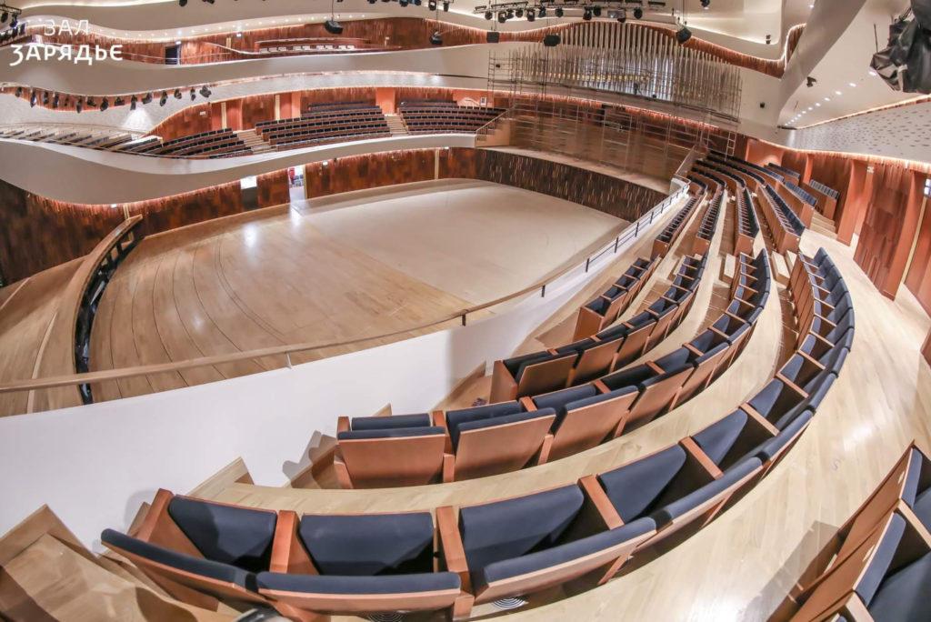 «Зарядье» приостанавливает продажу билетов на концерты до конца года