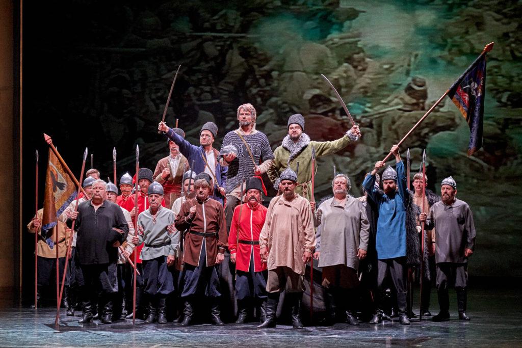 Оперу «Ермак» Александра Чайковского покажут в программе «Большие гастроли — онлайн»