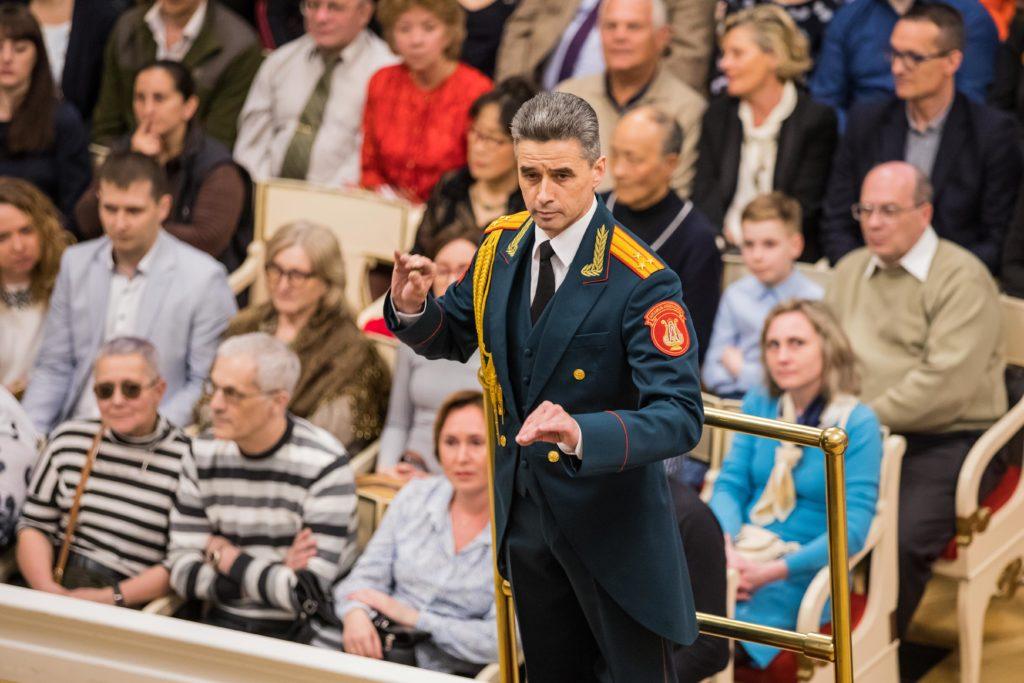 Геннадий Саченюк: <br>Интерес к творчеству Ансамбля Александрова по-прежнему высок