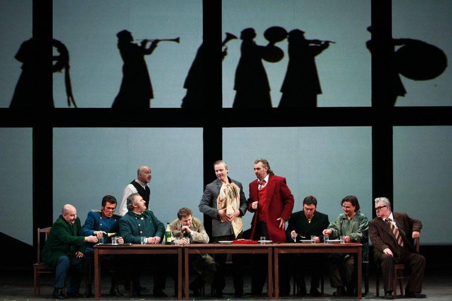 Мариинский театр отметит годовщину публикации первого издания «Мертвых душ»