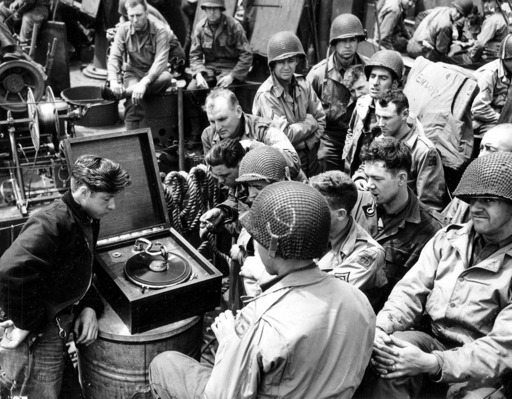 Музыка конца войны