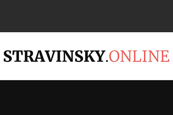 Первый интернет-фестиваль stravinsky.online пройдет на сайте и в соцетях проекта