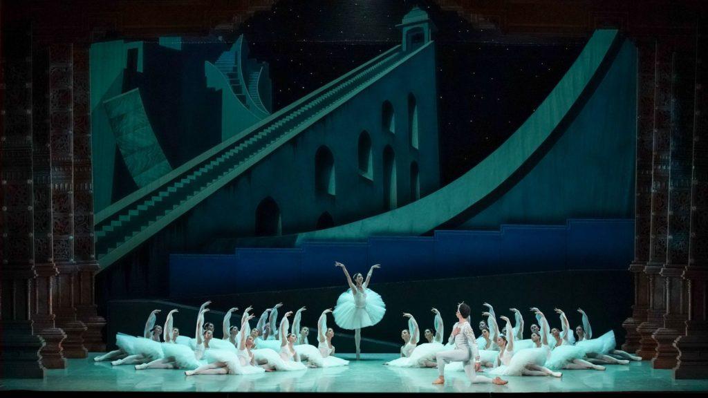«Баядерка» Пермского театра оперы и балета в проекте «Большие гастроли — онлайн»