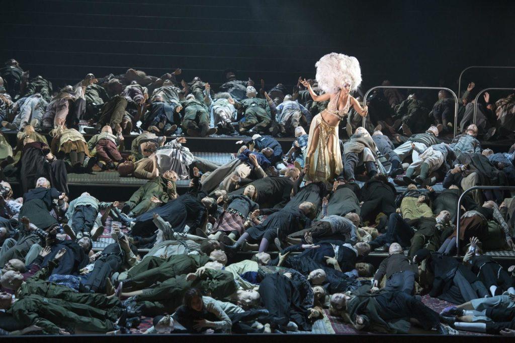 Берлинская Комише Опер представит запись оперы «Моисей и Аарон»