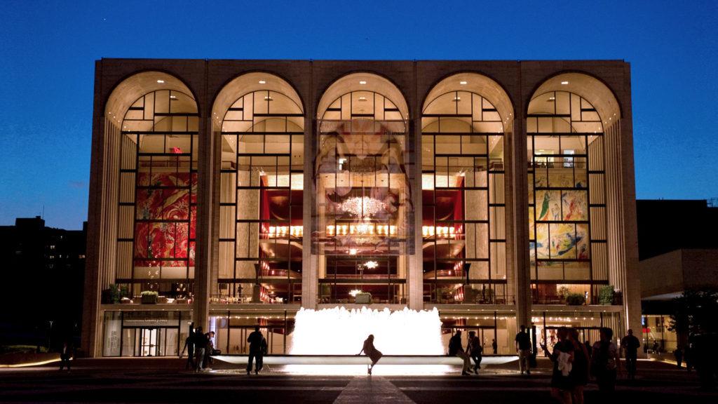 Метрополитен-опера откроется только накануне Нового года