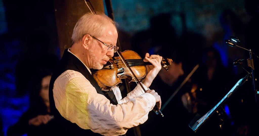 Гидон Кремер выступит с Симфоническим оркестром Берлинского радио