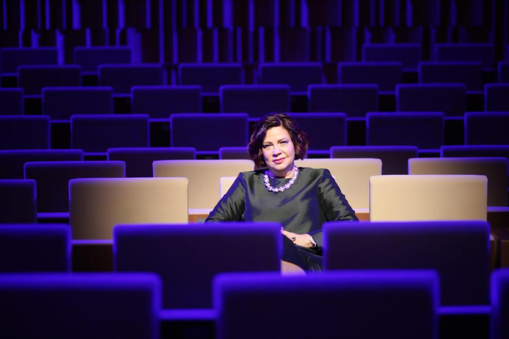 Ольга Жукова: <br>Главное, чтобы в зал вернулся зритель