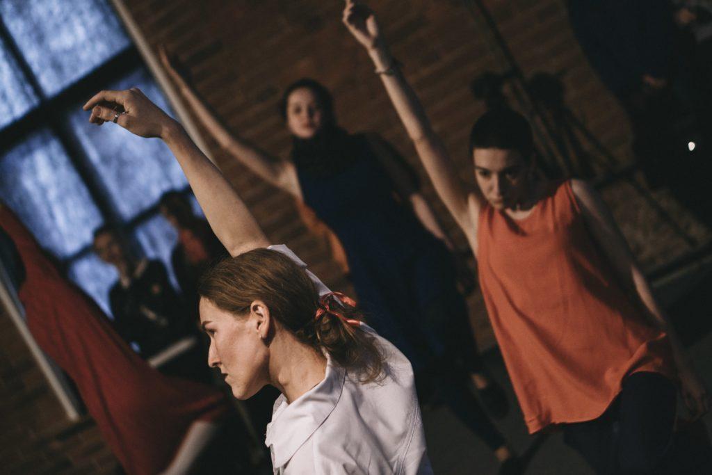Филармония «Триумф» проведет социально-танцевальный эксперимент
