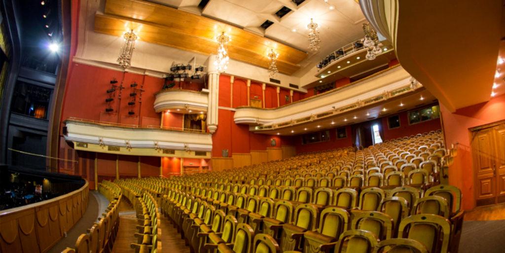 """Театр """"Новая Опера"""" откроется для зрителей в августе"""