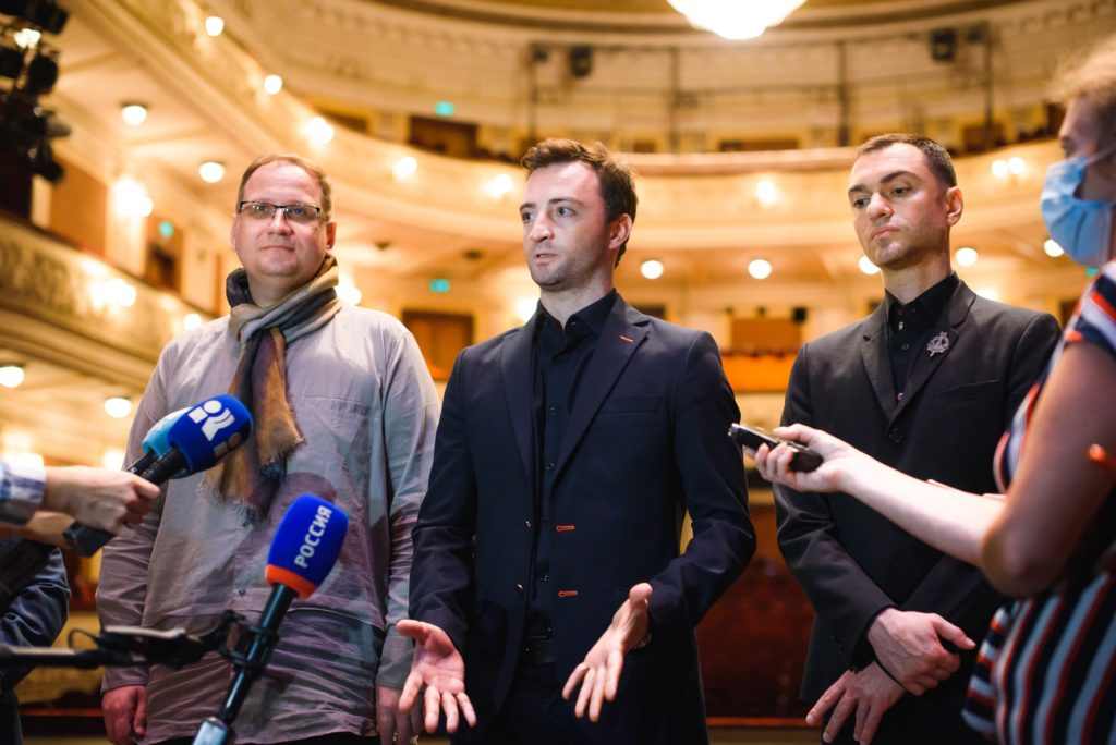 Балетной труппе Пермского театра представили нового руководителя