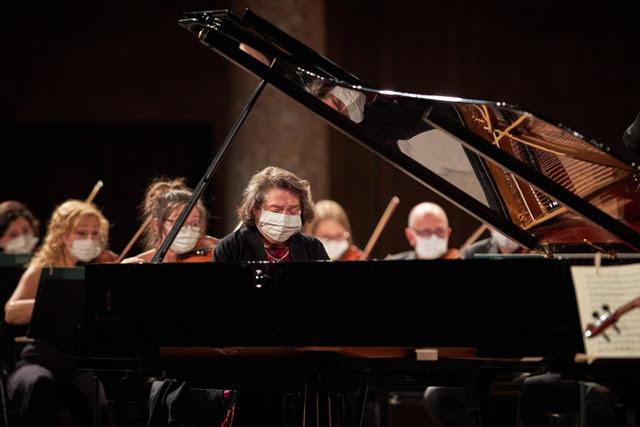 Фестиваль музыки и танца в Гранаде вернулся в публичный формат