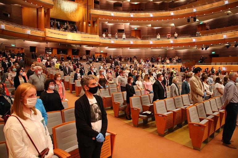 Мариинский театр проведет фестиваль «Звезды белых ночей» в июле в режиме live
