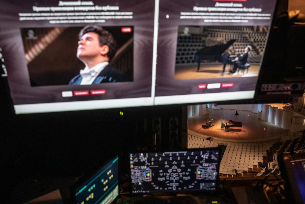 Московская филармония завершает цикл трансляций «Домашний сезон»