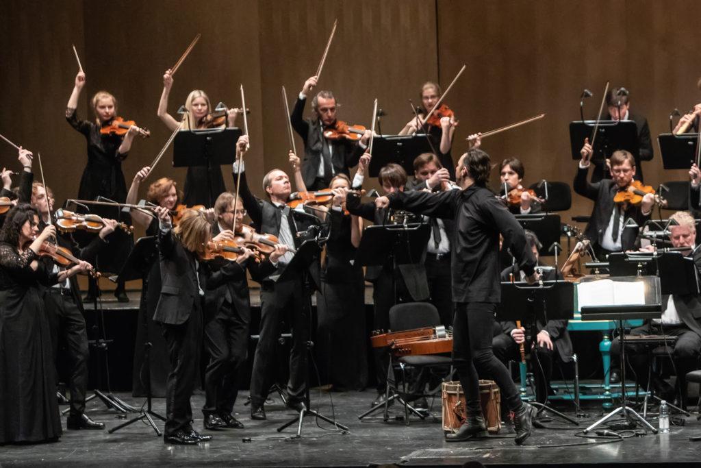 Оркестр musicAeterna выступит на международном онлайн-фестивале журнала Gramophone