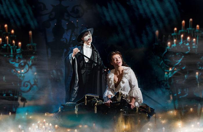 """Мюзикл """"Призрак оперы"""" покидает лондонский Вест-Энд из-за коронавируса"""