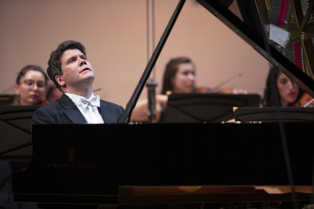 Денис Мацуев выступит в Москве с сольной программой дважды за вечер