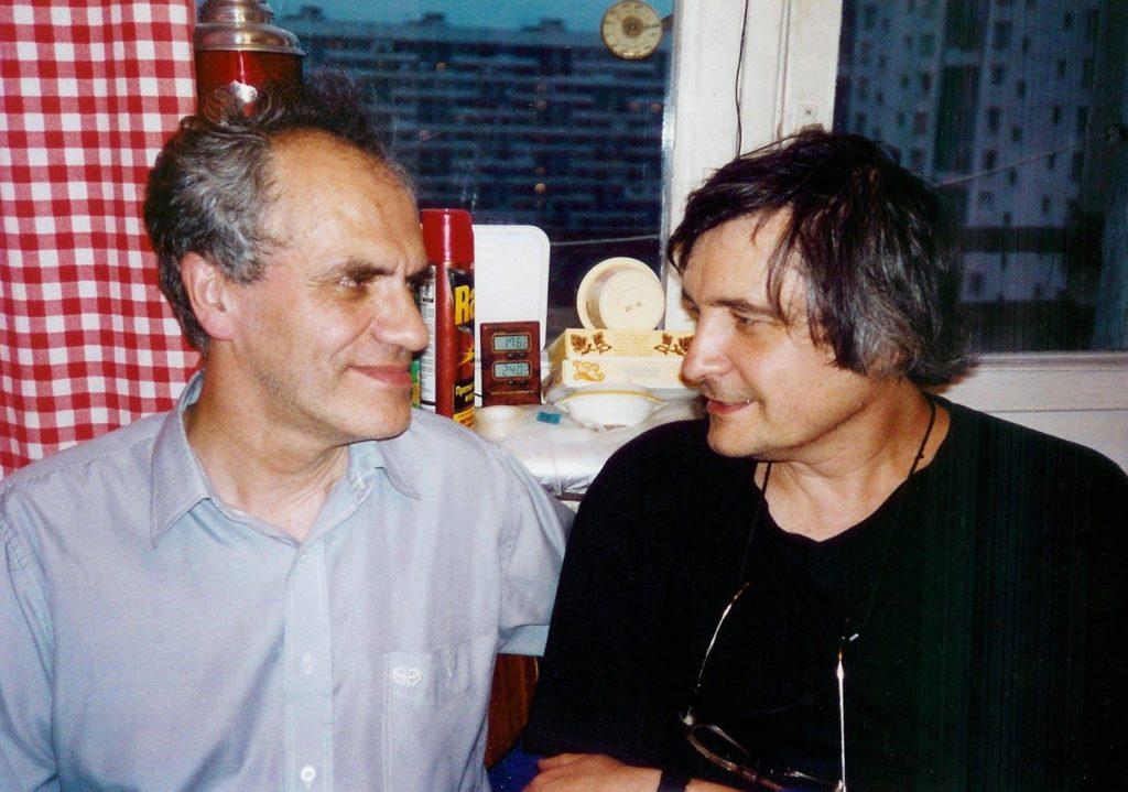 """""""Студия новой музыки"""" исполнит программу в память об Александре Вустине и Дмитрии Смирнове"""