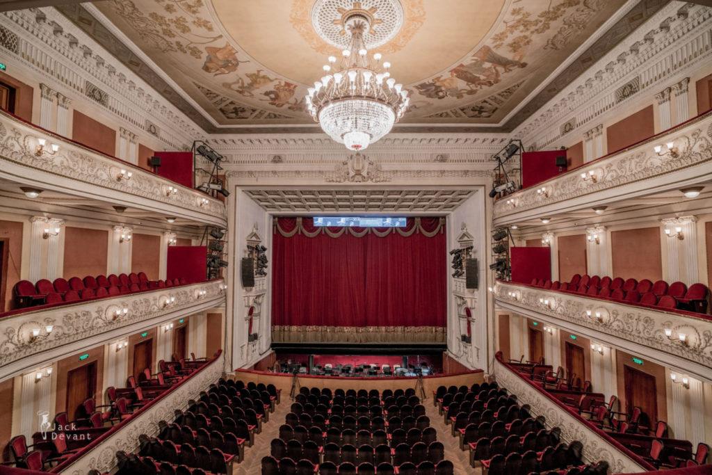 Пермский театр оперы и балета открывает новый сезон концертом для одного зрителя
