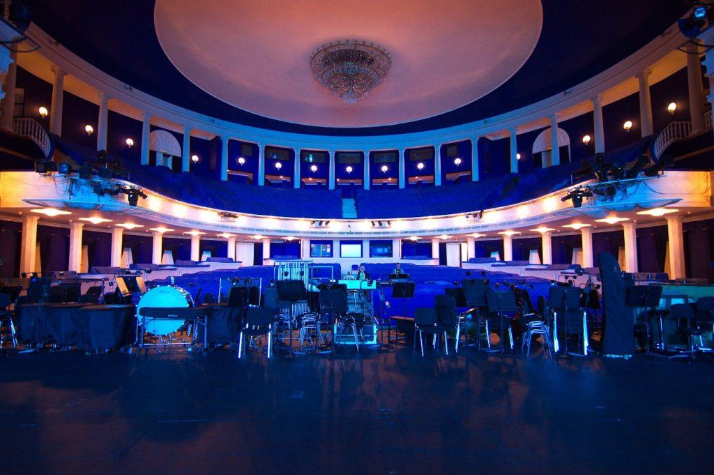 МАМТ открывает новый сезон оперным концертом-посвящением Чайковскому