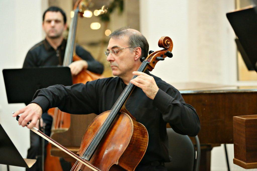 Musica viva приглашает открыть сезон на репетиционной базе в Лефортове