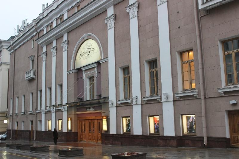 МАМТ открывает новый сезон двумя гала-концертами к юбилею Чайковского