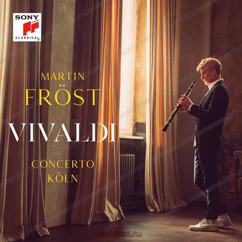 Martin Fröst <br>Vivaldi <br>Concerto Köln <br>Sony Classical