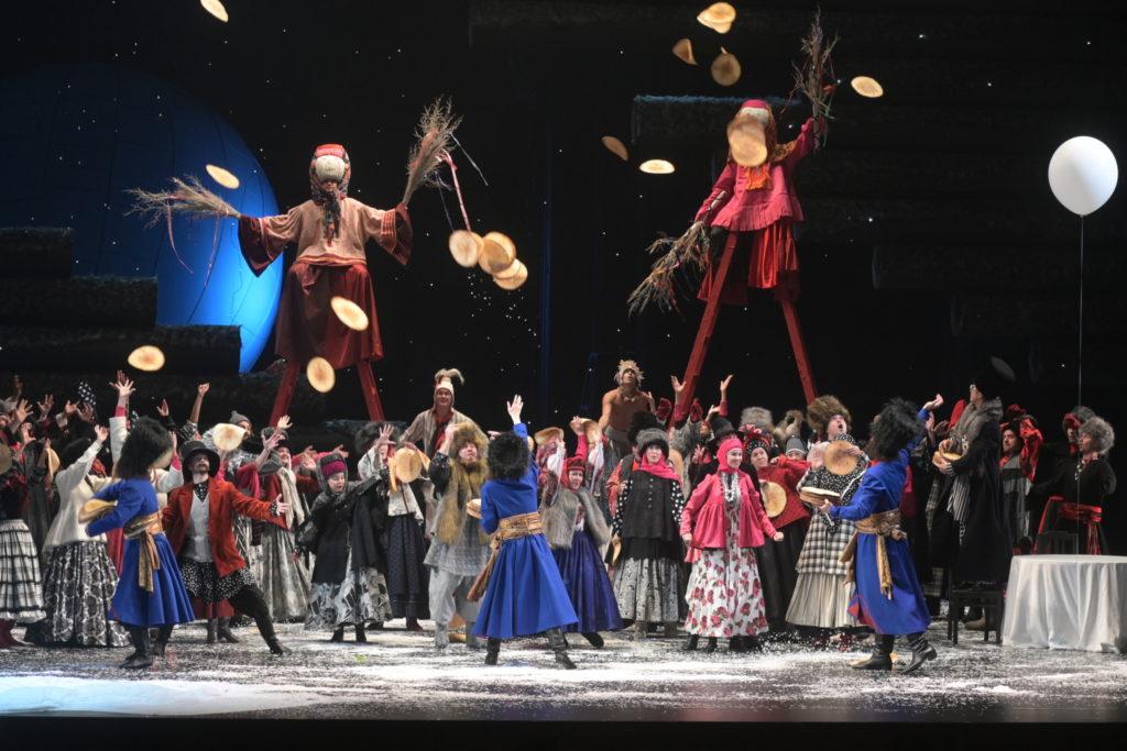 «Снегурочка» как пестрый карнавал и мелодрама