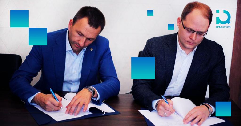 Российское Авторское Общество и Российский Союз Молодежи подписали договор о сотрудничестве