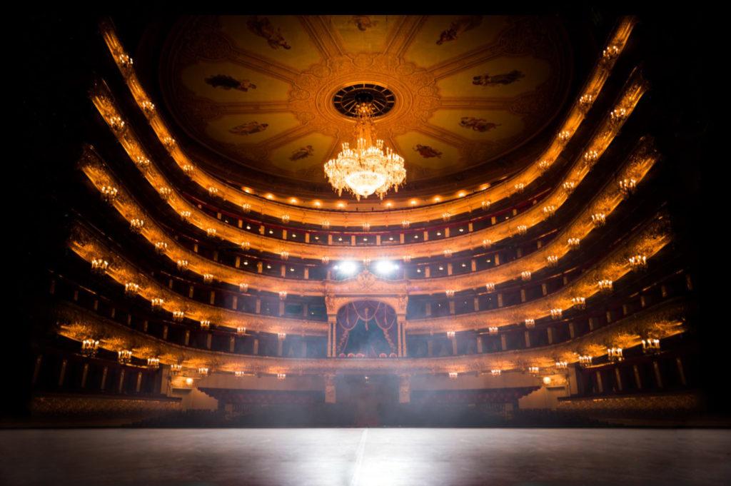 Звезды Большого театра встретятся с молодыми исполнителями онлайн