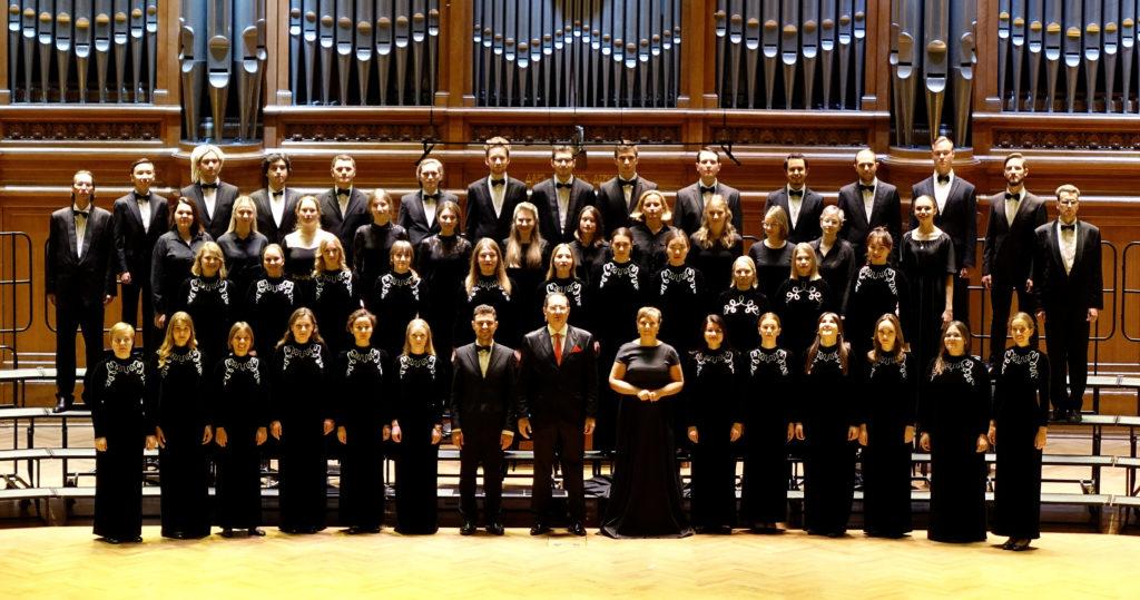 Камерный хор Московской консерватории открывает сезон в Клину
