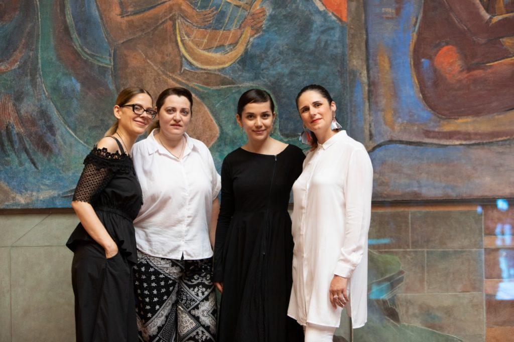 В Перми юбилейный сезон филармонии «Триумф» откроет musicAeterna four