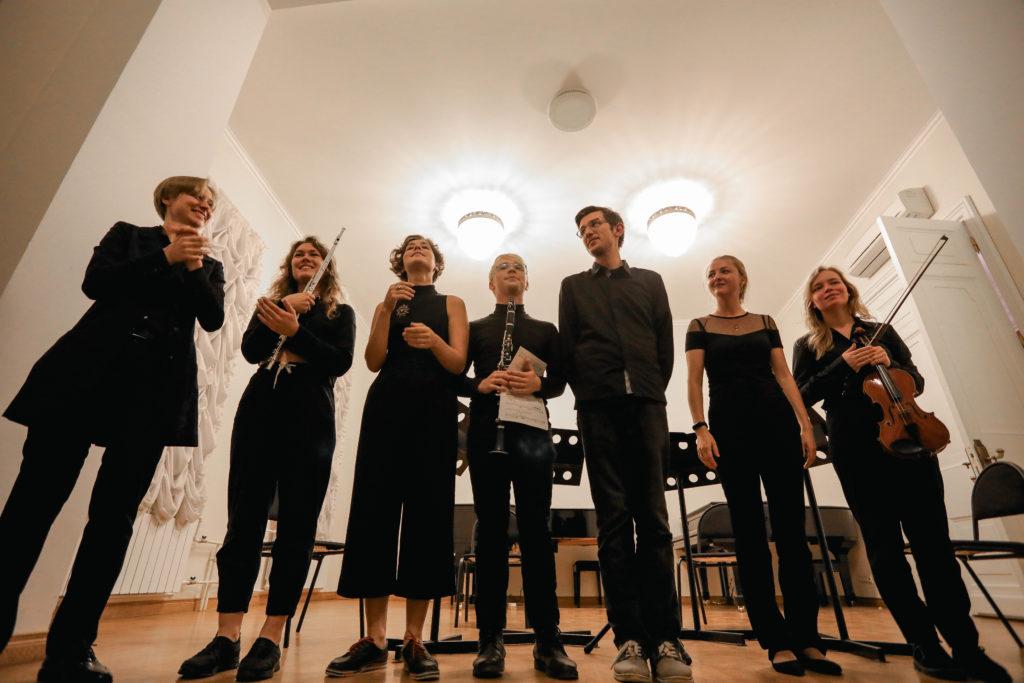 Фестиваль-лаборатория современной музыки открывается в Академии Гнесиных