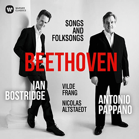 Beethoven. Songs & Folksongs <br>Antonio Pappano. Ian Bostridge <br>Parlophone