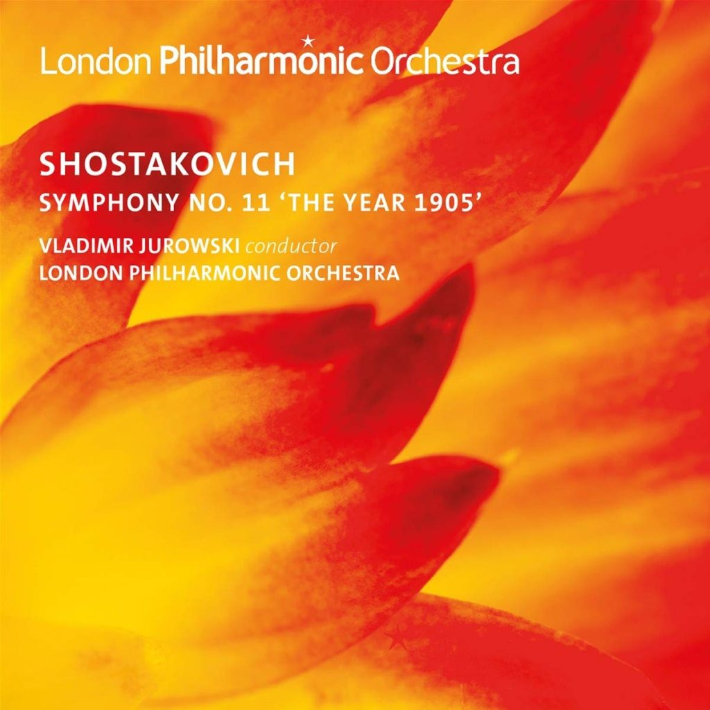 Shostakovich <br>Symphony No. 11 «The Year 1905» <br>Vladimir Jurowski <br>London Philharmonic Orchestra <br>LPO