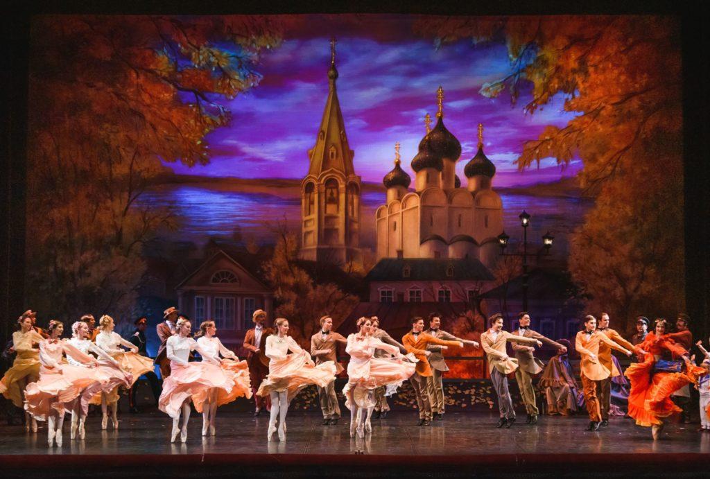 Конкурс «Арабеск-2020» откроется премьерой балета «Анюта»