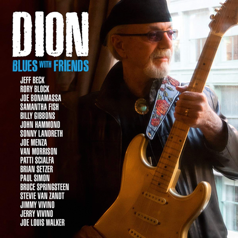 DION <br>BLUES WITH FRIENDS <br>KTBA RECORDS