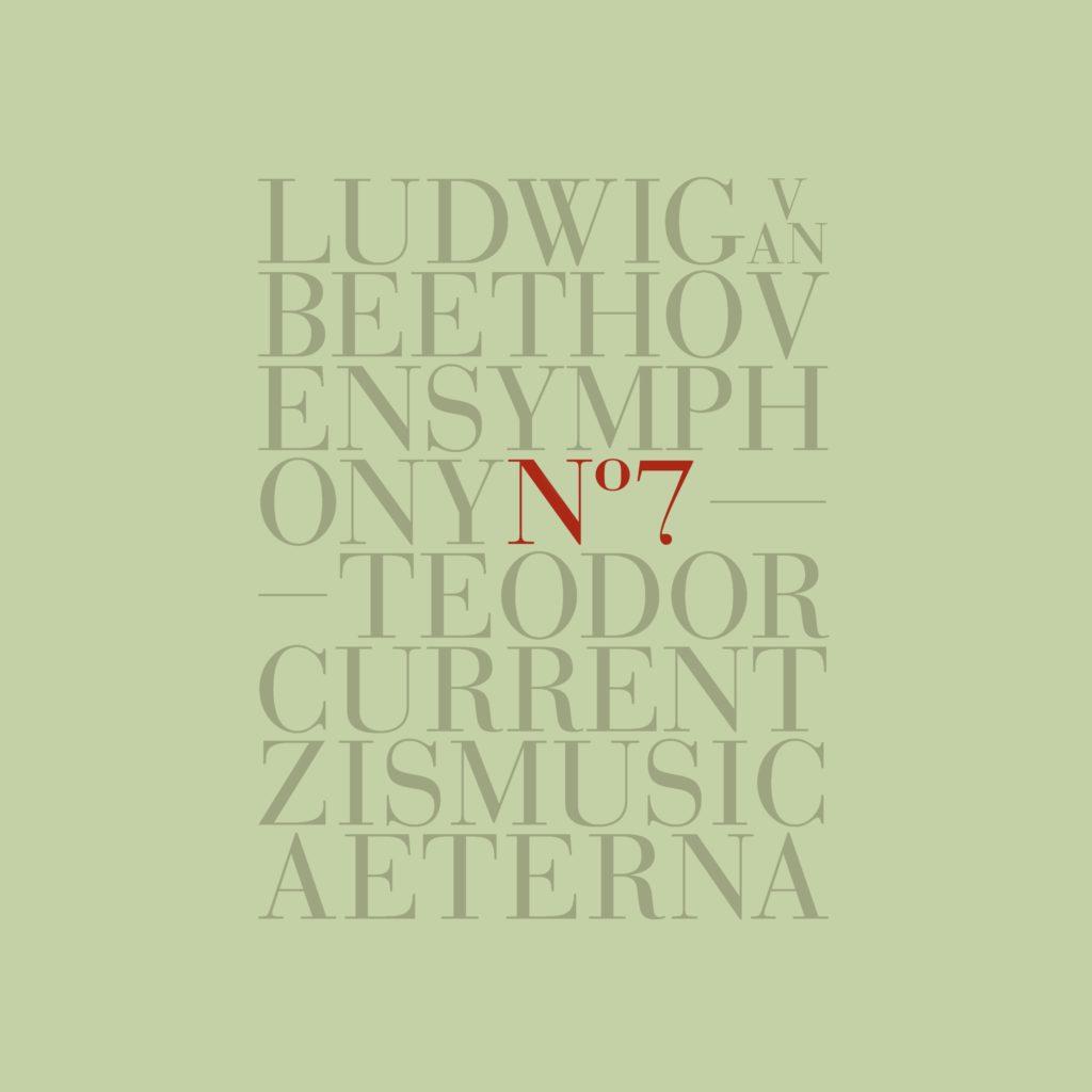 Седьмая симфония Бетховена в исполнении musicAeterna выйдет на Sony Classical