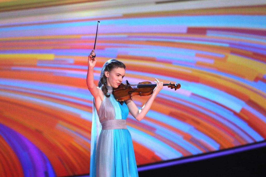 Победительница конкурса «Щелкунчик-2020» Илва Эйгус пришла на «Синюю птицу» за новой победой