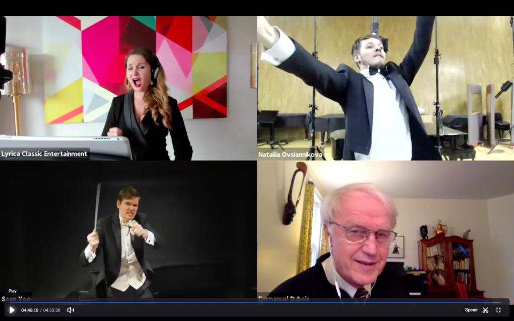 Российская премьера оратории «Реквием по павшим» состоится онлайн