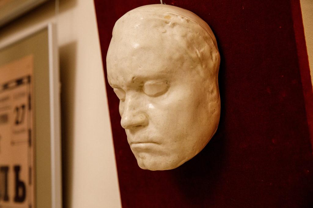 Выставка к юбилею Бетховена открылась в Петербургской филармонии