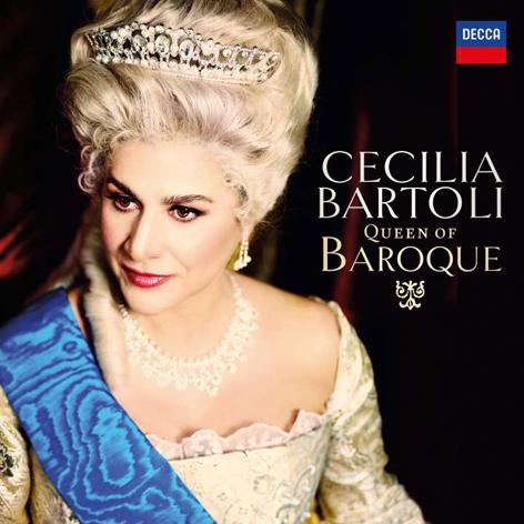 Cecilia Bartoli <br>Queen of Baroque <br>Decca