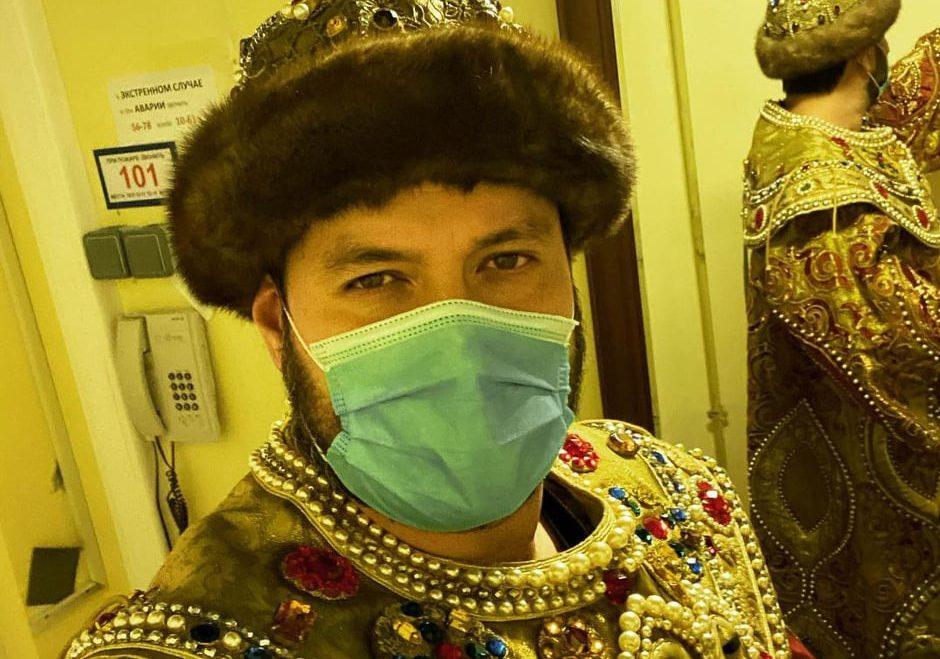 Ильдар Абдразаков дебютировал в исторической постановке «Бориса Годунова» в Большом