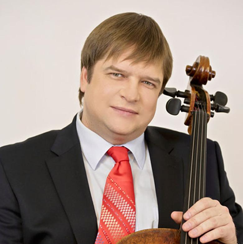 Алексей Васильев: <br>Без виолончели не мыслю своей жизни