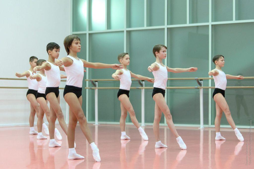 В Академии танца Бориса Эйфмана началась запись на вступительные экзамены
