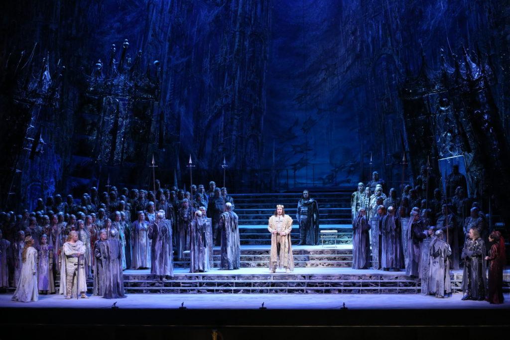 В Мариинском театре начинается неофициальный «Вагнеровский фестиваль»