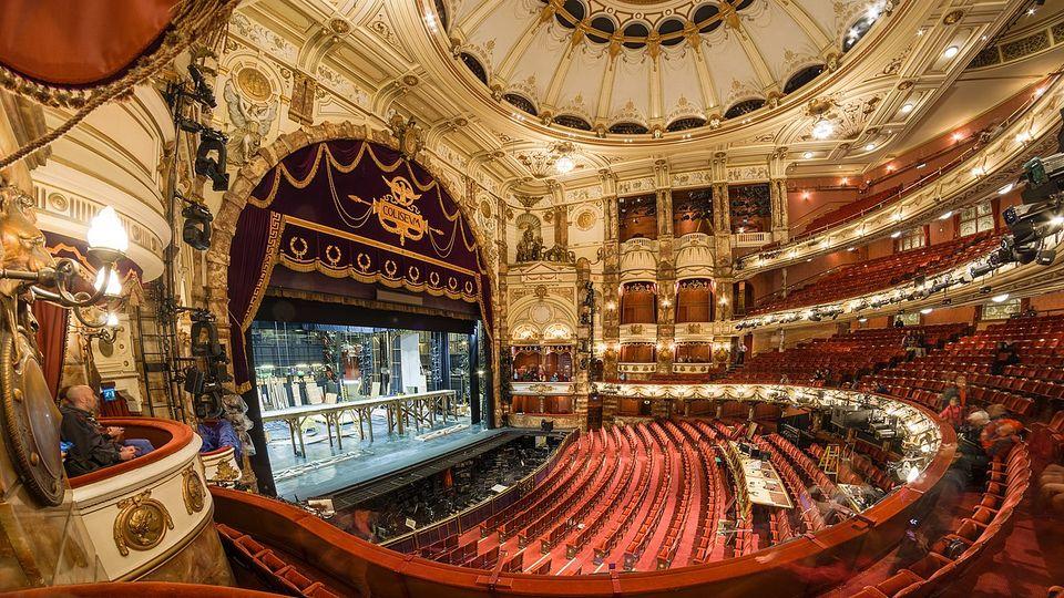 Английская национальная опера планирует постановку «Кольца нибелунга»