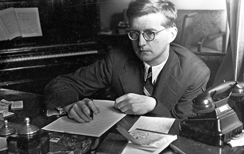 В Зале Зарядье исполнят весь цикл симфоний Дмитрия Шостаковича