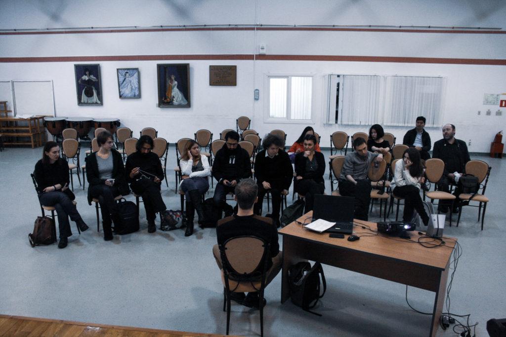 Стартовал Дальневосточный симфонический семинар-форум «Цех-2021»